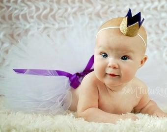 Mini Princess Crown // Mini Crown // by Born Tutu Rock