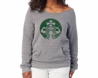 Starbucks Shirt. Women's Sweatshirt. Starbucks. Women's Clothing