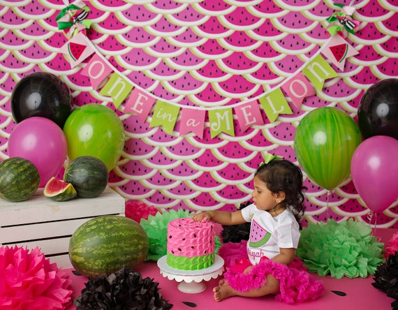 paper party decorations watermelon Summer themed party supplies are available in a variety of colorful themed ensembles that include: summer beach, calypso, summer picnic.