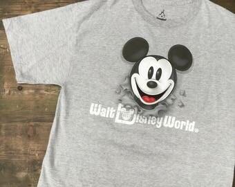 Walt Disney World Mickey Mouse Tshirt