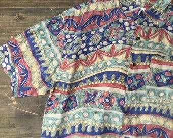 One Eight Hundred Silk Shirt