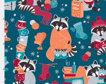 """Custom Made """"Hygge Raccoon"""" Items Available in Different STYLES!! Prices Starting @:"""