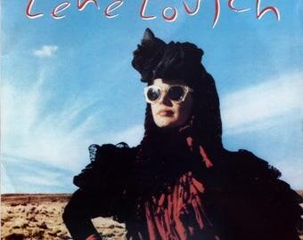 LENE LOVICH No Mans Land 1982 Portugal Issue Rare 33 rpm Vinyl Lp Album Record Music New Wave 80s Pop Rock 610712