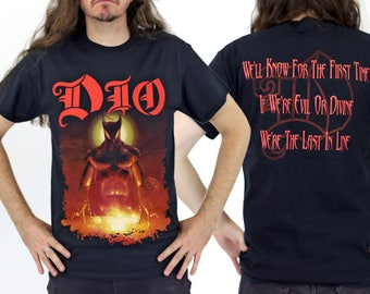 DIO: The Last in Line Tour T-shirt Size Medium