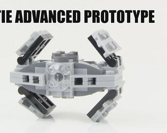 Lego Star Wars TIE Advanced Prototype Fighter 30275, Star War Rebels Animated TV Series, the Inquisitors, Toys R Us Promo 2015, Toy Bricks