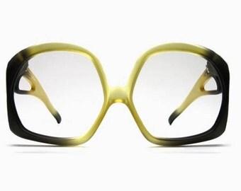 Vintage Christian Dior 2015-30 eyeglasses   80s Fashion