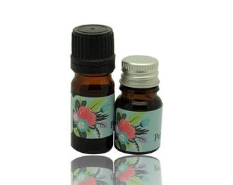 Labdanum Absolute Oil, Cistus Absolute Essential Oil, Natural Botanical Aromatherapy Oil, Therapeutic Grade Labdanum Absolute Essence Oil