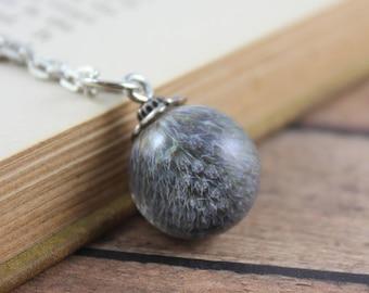 Sea Holly Necklace