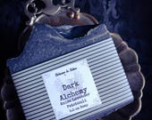 Dark Alchemy Cold Process Soap - Plant Based with Herbs & Essential Oils