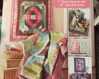 Simply Strips & Squares by Suzanne McNeill