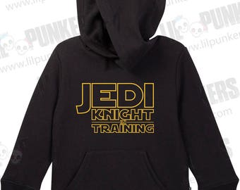 Jedi Knight in Training - Pullover Hoodie