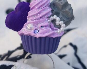Sweet Lolita Cupcake Ring 52