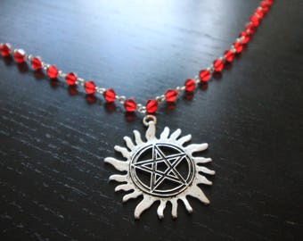 Supernatural Anti-Posession Necklace