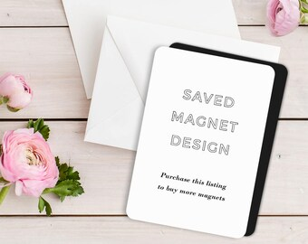 Saved Magnet Design + Envelope