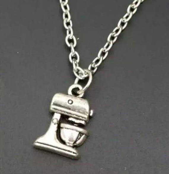 Mixer Necklace