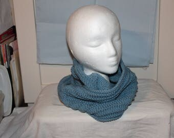 Windor Blue Cowl
