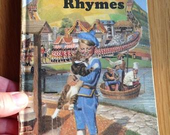 Vintage Ladybird book Nursery Rhymes 606 D