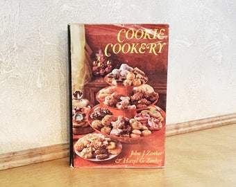 Cookie Cookery Recipe Book (1969)