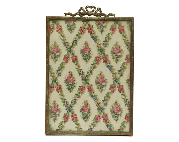 French Antique Photo Frame.
