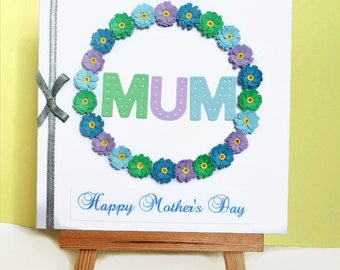 SALE, Mothers day card, Mother's day card, card for Mum, Mother's day, Mum card, happy Mother's day, Mothers day sale, clearance sale