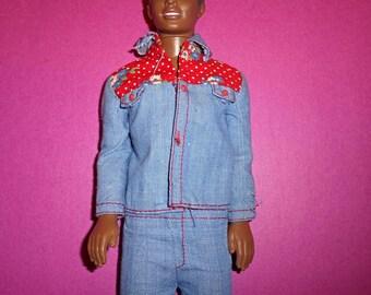 Vintage Ken Friend Steve AA Doll