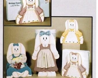 New Vintage Workshoppe Originals Helpful Hares copyright 1992