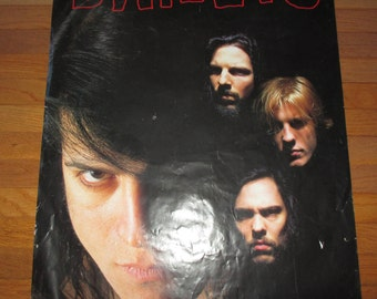 Vintage authenic Danzig poster