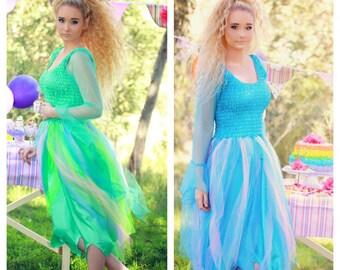 Woman's Plus Size Halloween Fairy Costume ~ Bachelorette party ~ Fantasy ~ Theatre ~ Dance ~ Ballet