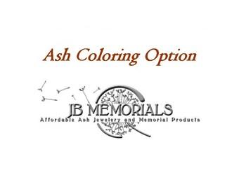 JB Memorials Ash Coloring Option
