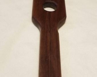 Holey Terror Mahogany paddle