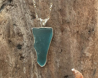 Sea Glass Necklace #22