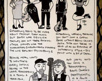 PunkPuns original artwork - Page 28