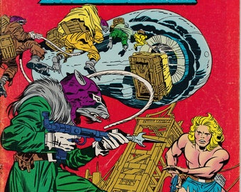 Kamandi The Last Boy On Earth #2 - January 1973 - DC Comics - Grade VG