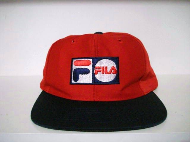 902062c9dfb vintage fila snapback hat italia f-box  E102114044564660M  -  43.99 ...