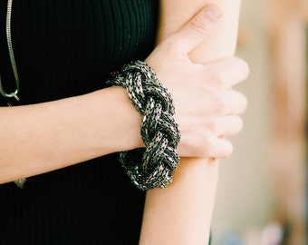 Mercury Braid Bracelet