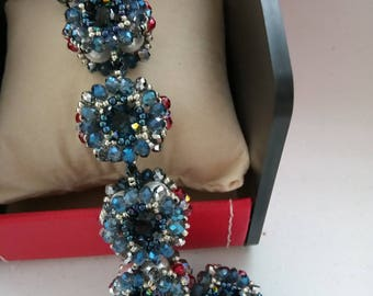 Empress Royal Blue Bracelet