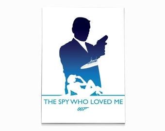 James Bond - The Spy Who Loved Me - Digital Download