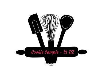 SavannaSweets Cookie Sampler - 1/2 DZ