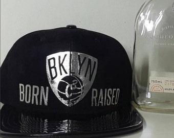Brooklyn Born & Raised Snap back