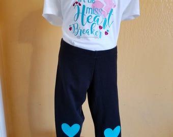 Little Miss Heart Breaker Outfit