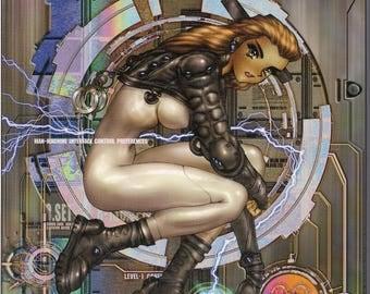 Ghost in the Shell, 攻殻機動隊 Kōkaku Kidōtai,Man Machine Interface,V2,MATURE,Mobile Armored Riot Police Manga,Kodansha Comics,Shirow Masamune