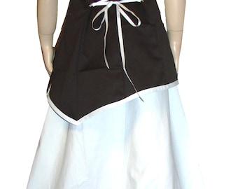 Harem pants and TUNIC set asymmetrical girl to order