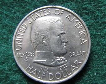 1922 Ulyssis S. Grant Half Dollar