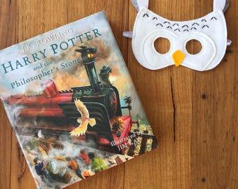 Hedwig Mask / Costume - Harry Potter