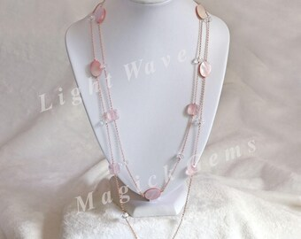 Rosy Dream Necklace