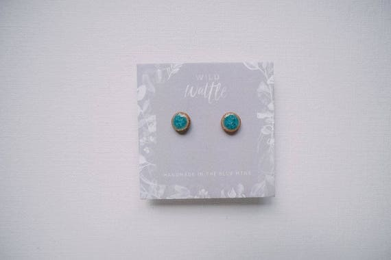 Plunge Pool Studs in Earthenware