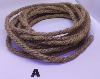 Jute Crafting Rope & Jute String