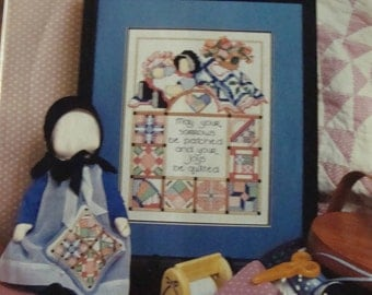 Vintage Cross Quick February/March 1989 Issue, Cross stitch Magazine, Cross stitch patterns, Cross stitch Charts, Cross stitch designs