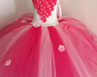 girls tutu dress size 1/2/3 years