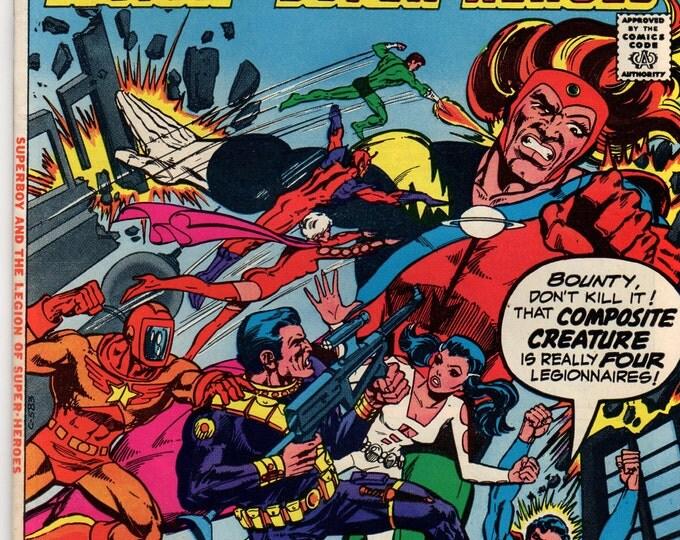 Superboy Comic Book #234 DC Comics 1977 F-VF